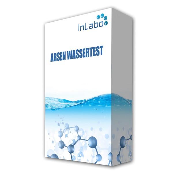 Arsen Wassertest Trinkwasserverordnung