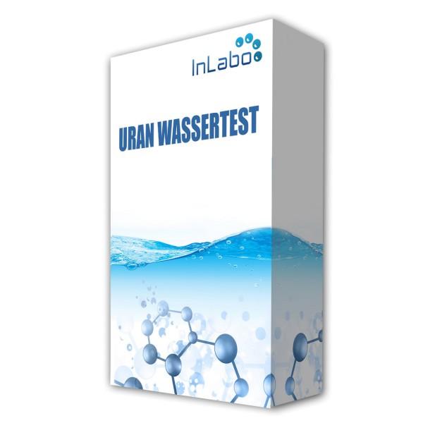Uran Wassertest Trinkwasserverordnung