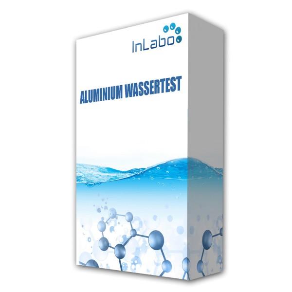Aluminium Wassertest