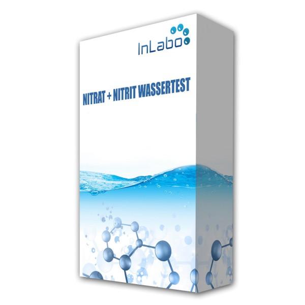 Nitrat + Nitrit Wassertest