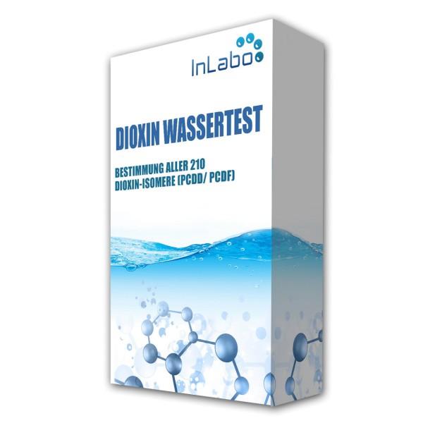 Dioxin Wassertest PCDD PCDF